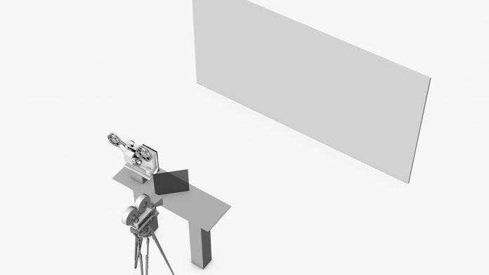Frontprojektion - 2komma5D